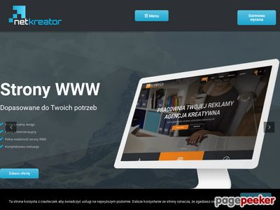 Internetgrudziadz.pl - tworzenie stron