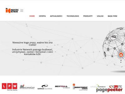 Katalog i aktualności dla inżynierów