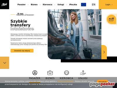 ITaxi - Ogólnopolska sieć taxi