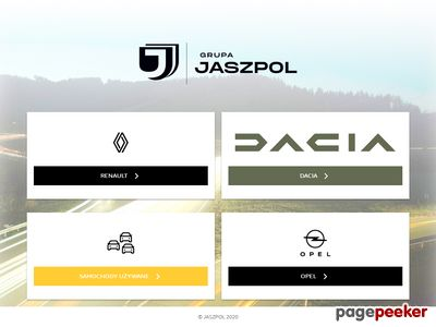 Jaszpol - Renault - Dacia