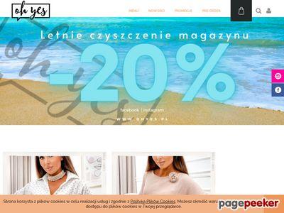 Odzież męska sklep internetowy