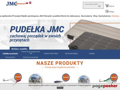 Plecionka wędkarska - jmcadventure.com