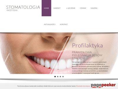Dentysta - lekarz Kaczyńska