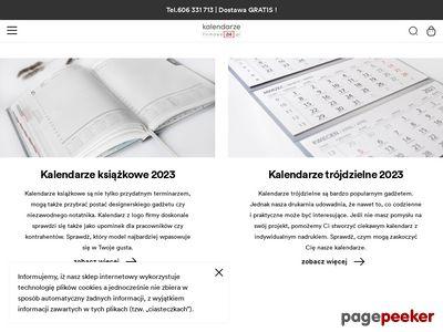 Kalendarzefirmowe24.pl