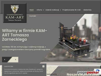 Zakład kamieniarski Kraków