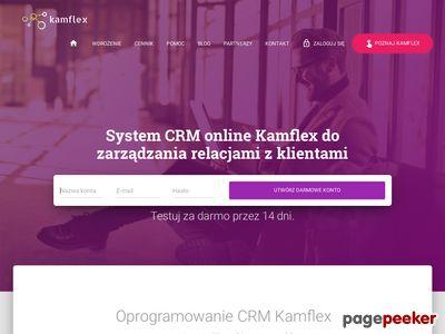 System CRM Kamflex