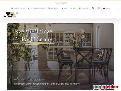 Kamstar.pl - cegła płytki
