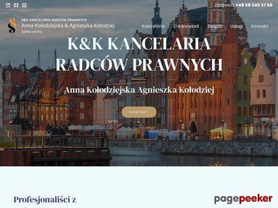 Radca prawny dla miasta Gdańsk