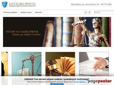 Kancelaria Majewski- Radca prawny Konin