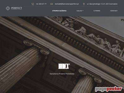Kancelaria Prawno – Podatkowa PERFECT