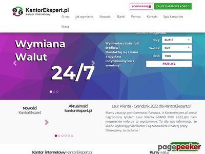 KantorEkspert.pl Kantor Online