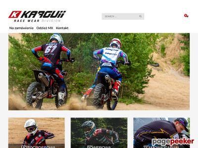 Koszulki motocross - Karguii