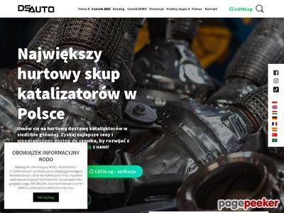 Skup Katalizatorów - katalizatorychrzanow.pl
