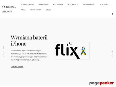Zakład Blacharstwa i Lakiernictwa Pojazdowego Zbigniew Sobczak