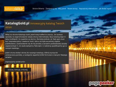 Złoty katalog Stron www