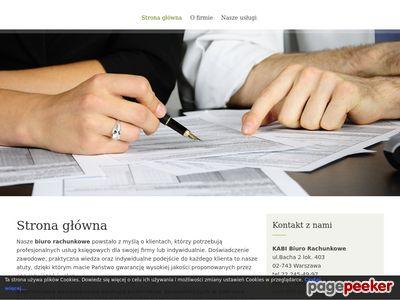 Biuro rachunkowe KaTax z Warszawy
