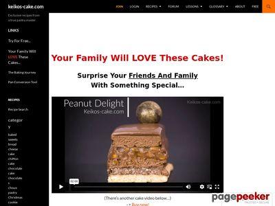 Join - keikos-cake.com