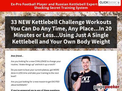 Kettlebell Challenge Workouts -