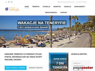 Teneryfa, Wyspy Kanaryjskie nieruchomości