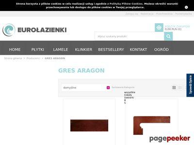 Klinkier24.pl - Gres Aragon Roa