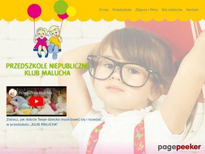 KlubMalucha.edu.pl - Przedszkole Mińsk Mazowiecki