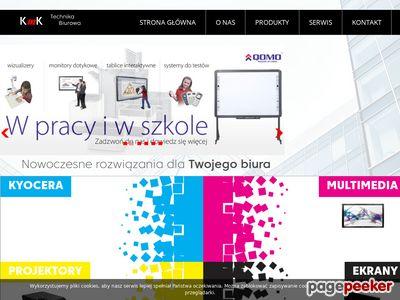 Http://kmk.info.pl | monitory dotykowe Bydgoszcz