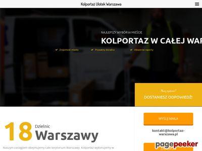 Rzetelny kolportaż i plakatowanie w Warszawie