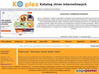Sprzedaż poliwęglanu Koplex.pl