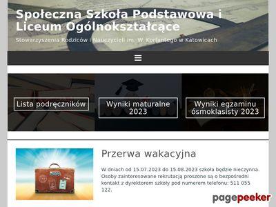 Korfanty.edu.pl