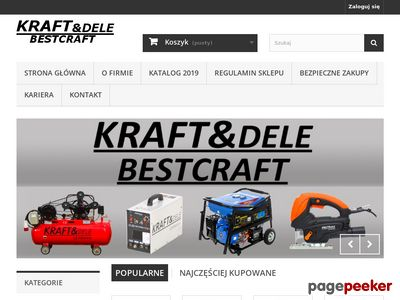 Kraftdele Bestcraft