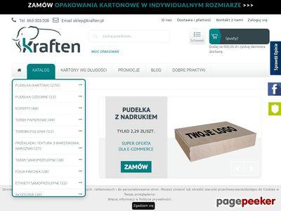 Kartony - kraften.pl