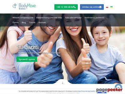 BodyMove Kraków - terapia manualna Kraków
