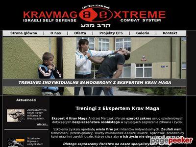 Centrum Szkolenia Krav Maga Kielce - samoobrona Kielce