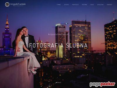 Więcej o stronie : Fotografia ślubna Warszawa - krzysztofwasiuk.pl