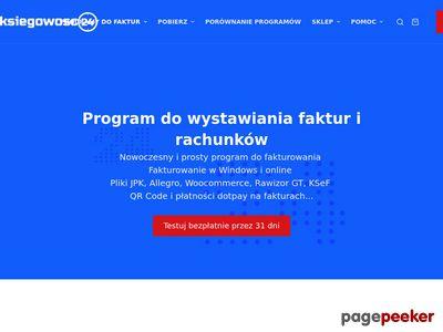 Program do faktur Allegro