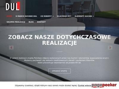 Kuchnie-dul.pl Daniel Dul