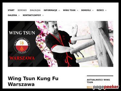 Kung Fu Warszawa - Wing Tsun Warszawa styl Ip Mana