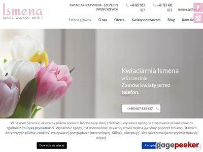 Kwiaciarnia Ismena Szczecin