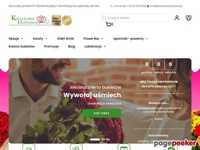 Kwiatowadostawa.pl