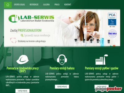 Laboratorium akredytowane