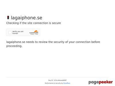 Laga iphone - http://lagaiphone.se