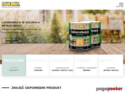 Chemia budowlana lakma.pl