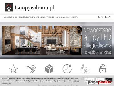 Lampywdomu.pl - lampy wiszące