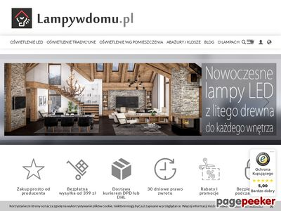 Lampy stojące Lampywdomu.pl