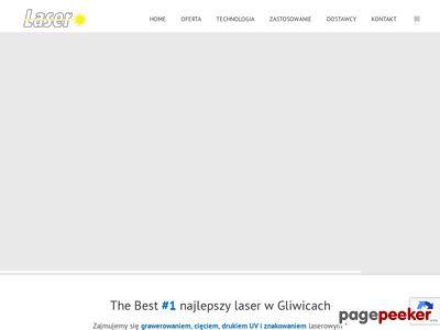 Http://laser.gliwice.pl - znakowanie laserowe metalu