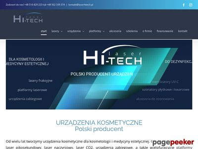 Laser Hi-Tech - laserhitech.pl