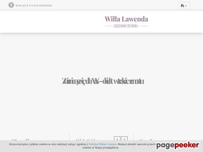 Kudowa-Zdrój hotel - lawenda.com