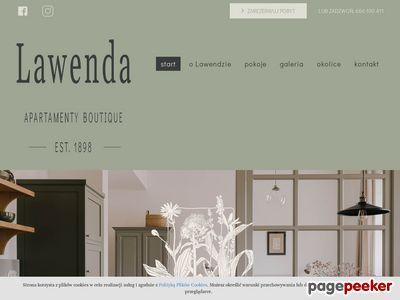 Noclegi Kudowa Zdrój - lawenda.com