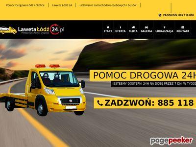 Pomoc Drogowa Łódź
