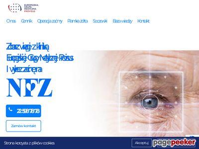 Soczewka wewnątrzgałkowa - www.consultronix.pl